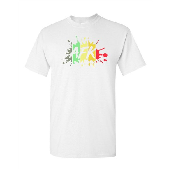 Youth Kids AFK Short Sleeve T-Shirt